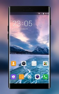 Theme for Huawei Ascend Mate - náhled