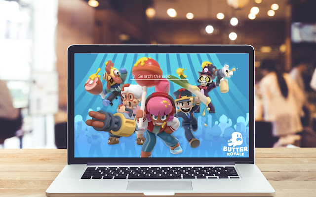 Butter Royale HD Wallpapers Game Theme