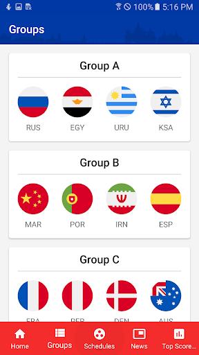 Football World Cup 2018 Russia 1.03 screenshots 3