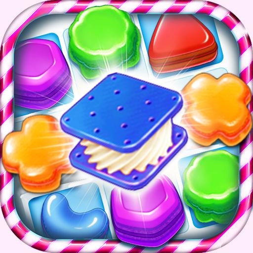 Cookies Crush Jam - Match 3 Puzzle (game)