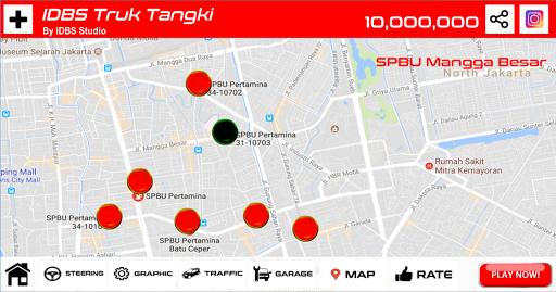IDBS Truk Tangki for PC