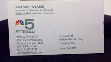 Photo This Is The Business Card Of Jody Oa Bajor Manager