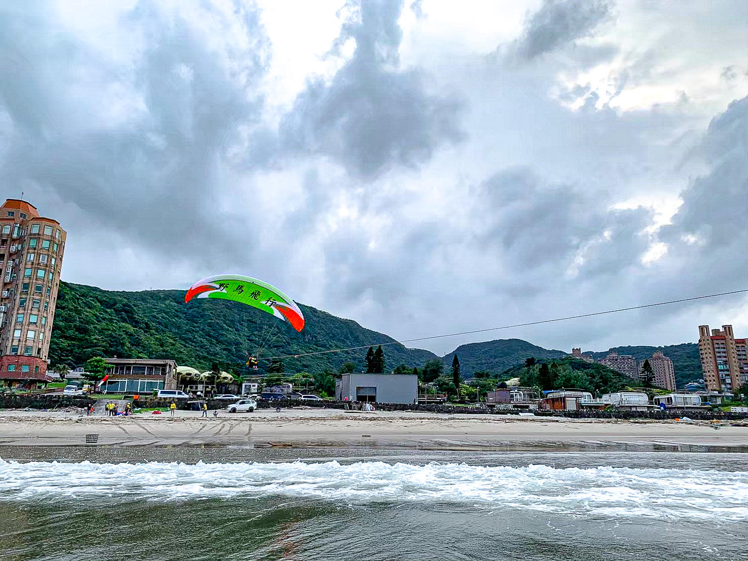 萬里野馬飛行傘俱樂部-Mustang Paragliding Club