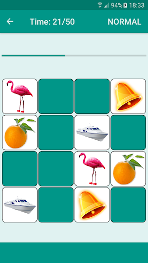 Brain game. Picture Match. 2.3.5 screenshots 4