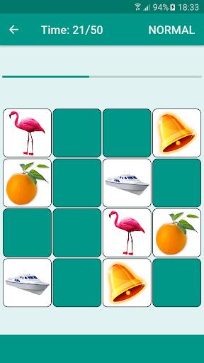 Brain game. Picture Match.  screenshots 4