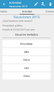 Votinga: Voting in Group screenshot 2