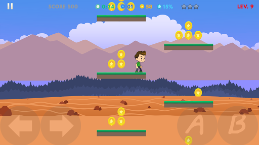 Buddy Jumper: Super Run 1.1.8 screenshots 4
