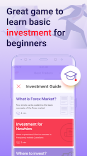 Investing Game Learn How To Invest In Trading Apk Download For Android