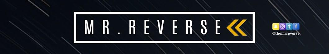Mr. Reverse Banner