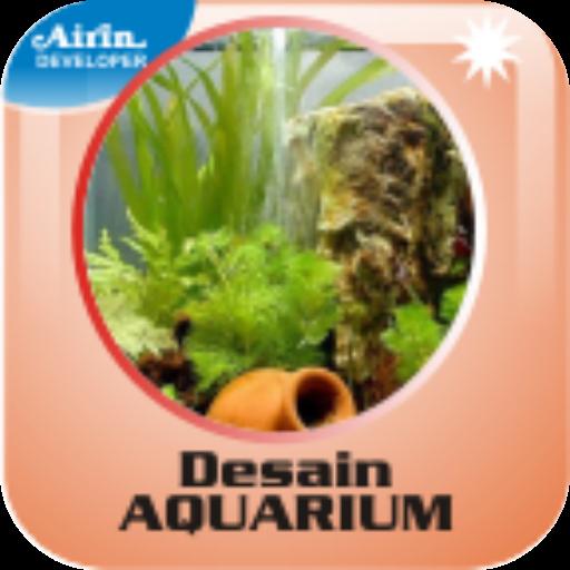 App Insights Desain Aquarium Model Taman Apptopia