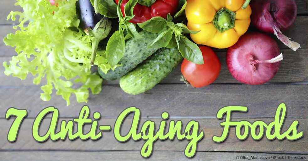 7 Superfoods To Increase Longevity