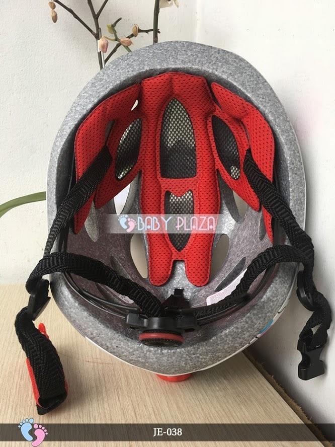 Mũ bảo hiểm cho bé cao cấp JE-038 5