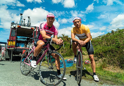 """Wil jij een duoticket voor """"The Racer"""", dé film over de dopingtour 1998?"""