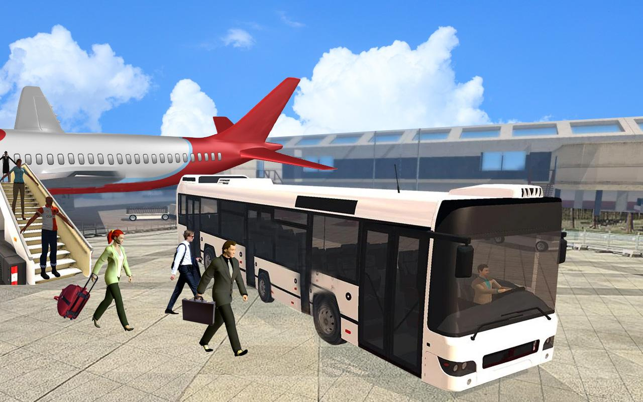 City Transport Bus Simulator: Parking- screenshot