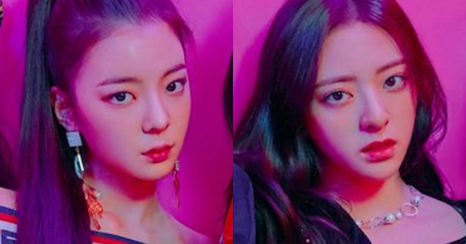 itzy lia yuna twins 1