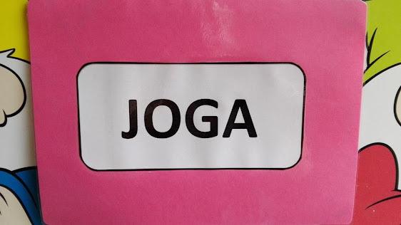 Żabki: Zajęcia z jogi akademickiej