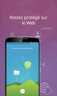 Mobile Security & Antivirus – Vignette de la capture d'écran