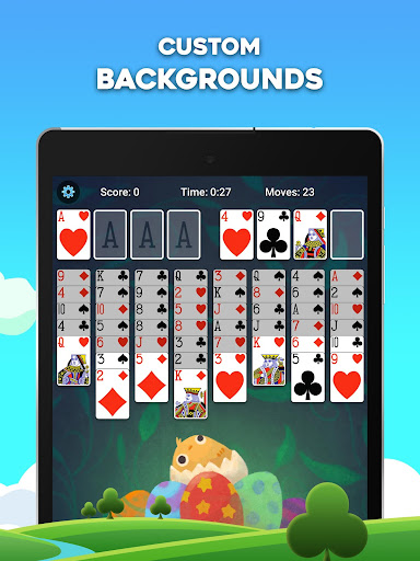 FreeCell Solitaire 5.4.0.3366 screenshots {n} 8