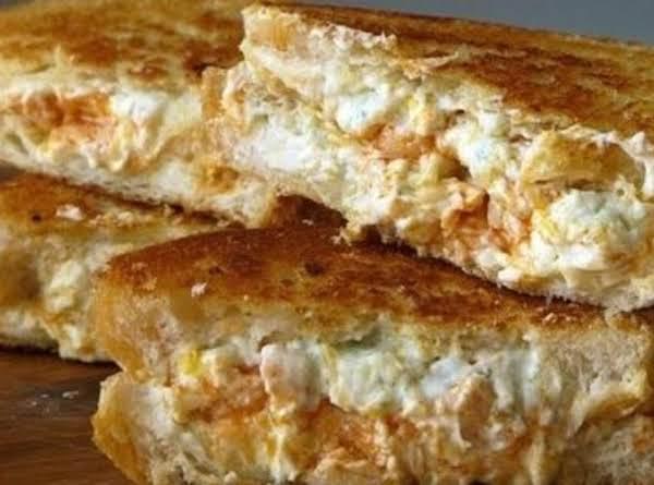 Buffalo Grilled Cheese Sandwich Recipe