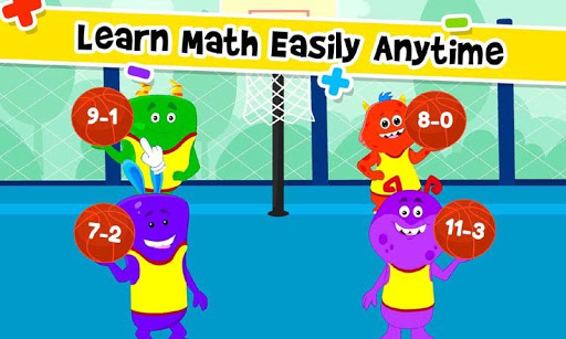 Addition and Subtraction for Kids - Math Games 1.8 screenshots 8