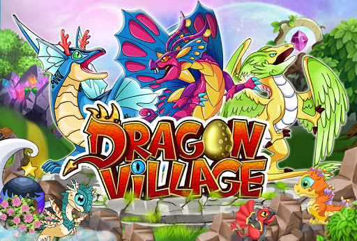 DRAGON VILLAGE -city sim mania  captures d'écran 1