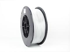 White PRO Series PLA Filament - 3.00mm (5lb)