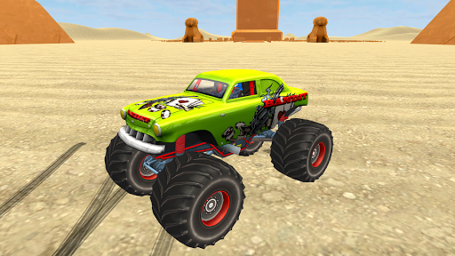 Monster Truck Offroad Hill Climb 3D 1.0 screenshots 1