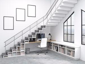 escaliers contemporain