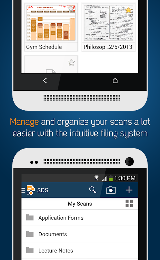 Docufy Scanner - PDF Scanner- screenshot