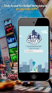 MYCITYMX- screenshot thumbnail