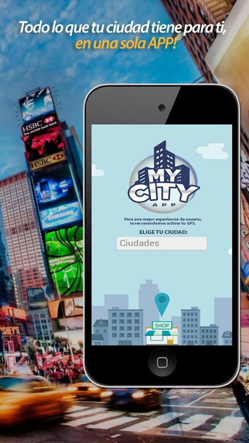 MYCITYMX- screenshot