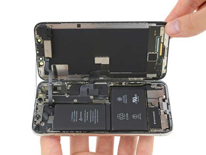 Làm gì khi đột nhiên iPhone X bị đen màn hình