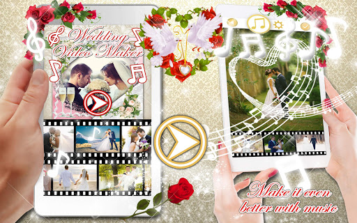 Wedding Video Maker with Music ud83dudc9d 1.4 screenshots 7