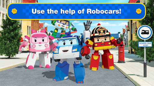 Robocar Poli: City Games 1.0 screenshots 5