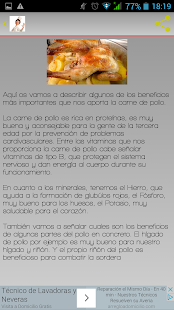 Recetas con Pollo al Horno 2