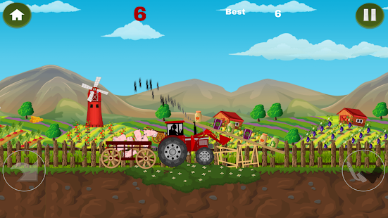 Tractor Asombroso 2 Screenshot