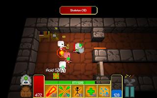 Screenshot of Dungeon Madness