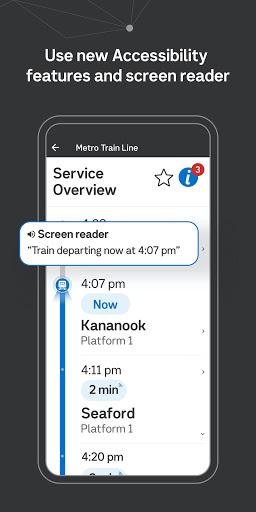 Public Transport Victoria app 1.5.1 Screenshots 7