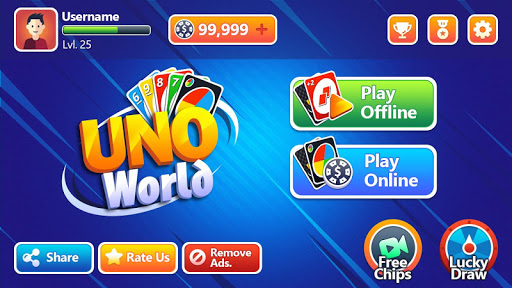 Uno world 0.9 screenshots 2