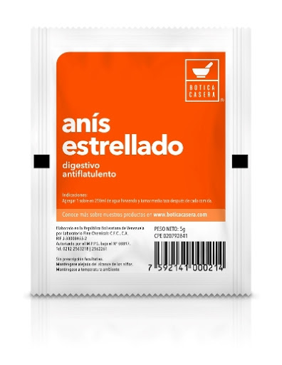 Anis Sstrellado 5G Fine Chemicals Fine Chemicals