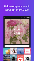 Canva - Free Photo Editor & Graphic Design Tool APK screenshot thumbnail 5