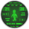 Pip-Boy Watchface  [+Bonus]