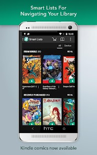 Comics- screenshot thumbnail