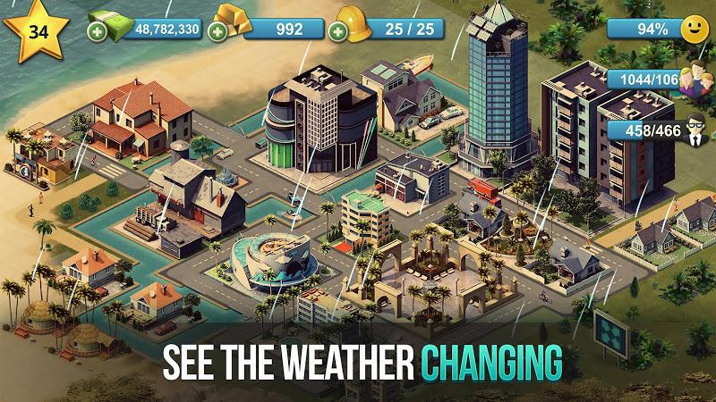 City Island 4- Simulation Town: Expand the Skyline Screenshot 4