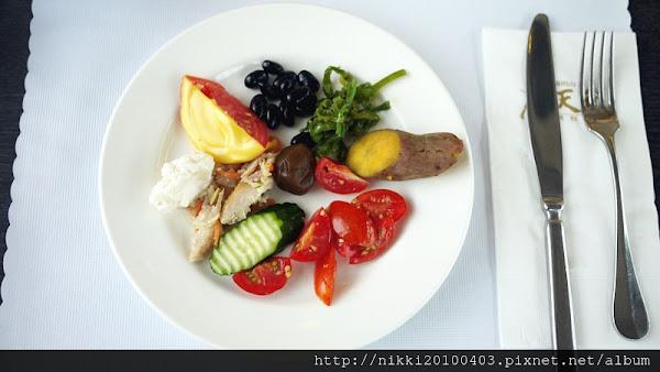 絢彩廳-陽明山天籟渡假酒店自助吃到飽早餐