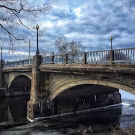 Pont  by Lise Bertrand - Buildings & Architecture Bridges & Suspended Structures