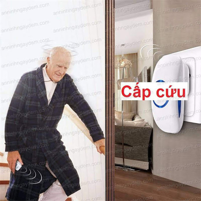 chuông báo cho người già