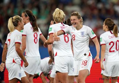 🎥 L'Angleterre écrase la Norvège et file en demi-finales