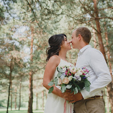 Wedding photographer Darya Gryazeva (snegsnega). Photo of 17.08.2017