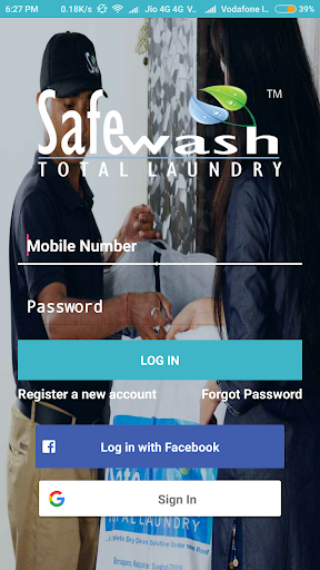 Safewash Guwahati  screenshots 1